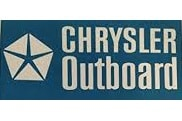 Chrysler Outboard logotype