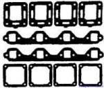 Прокладки ,Выпускных Коллекторов,Комплект,Mercruiser,VP,OMC,Small Block  Ford,Ford 5.0/5.8L 302/351, V8 - GLM39310
