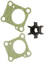 Импеллер,Помпа Водозабора,Ремкомплект, Honda BF9.9 BF15A - MAL9-48701
