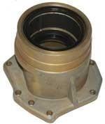 Swivel Bearing Retainer, OMC Stringer 78-85