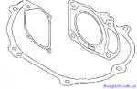 Комплект Прокладок ,Suzuki,2003-09г., DF4 - 6л.с. - 11141-91J02