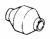 ВТУЛКА(HUB), Гребной Винт(15 шлицов)