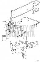 Fuel System 4.3GXi-225-R, 4.3Gi-200-R