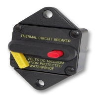 Автоматический Выключатель, (50A, 48V) - 285000P