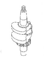 КОЛЕНВАЛ - 6BX-E1410-00-00