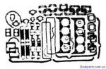 Набор,Прокладок,Капитальный Ремонт,GM 305-350 cid Small Block V8 до 85г - GLM39010