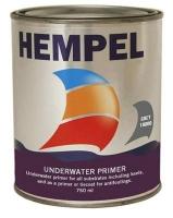 Грунт Подводный ,Hempel, 0,2л. серый - 26030-19000