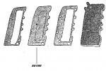 Плита Распределительная(Выпускной Коллектор), Mercury, 1971-89год, 55190