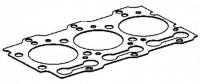 ПРОКЛАДКА(1.51 mm) Г.Б.Ц.(передняя) - 898101478