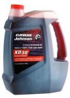 Масло Моторное, Johnson/Evinrude/OMC, XD30, для двухтактных подвесных двигателей(3.79л) - 764349