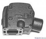 """Ризер(колено) 3"""", Система Выхлопа, Mercruiser Style V6, V8  - GLM51110"""