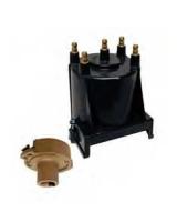 Крышка Трамблёра/Бегунок(комплект) 4 Cylinder Delco EST -  GLM71830