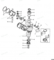 Crankshaft, Pistons And Connecting Rods (#646-818846)
