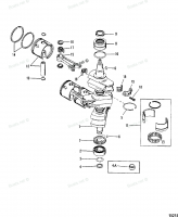 Crankshaft, Pistons And Connecting Rods (#638-8532-1)