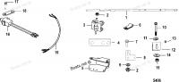 Румпель Adaptor Kit(Jet 65)