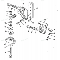ENGINE MOUNT GROUP