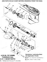 РЕДУКТОР (ВАЛ ГРЕБНОГО ВИНТА(горизонтальный))(6 JAW REVERSE CLUTCH)