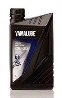Моторное Масло, Yamalube 4 T,10W30, Synthetic Oil(1л.) - LUB-10W30-YMD-63050-01