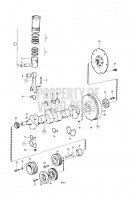 Crankshaft and Related Parts: A TMD41B