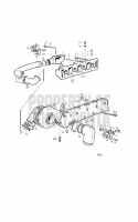 Inlet and Exhaust Manifold and Installation Components TMD31B