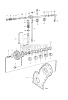 Camshaft and Клапана Mechanism: C AD31B