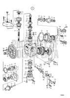 Reverse Gear MS4B: 872208