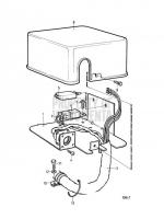 electrical box MD31A, TMD31B, TAMD31B, AD31B