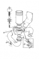 Crankhouse Ventilation and Installation Components: B TAMD62A