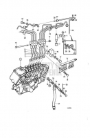 Fuel Inj. and Delivery Pipes. Classifiable Fuel System TAMD71A
