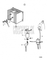 Charging Distributor MD2010-C, MD2010-D, MD2020-C, MD2020-D, MD2030-C, MD2030-D, MD2040-C, MD2040-D