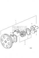 Seawater Pump Parts 3.0GSMLKD, 3.0GSPLKD
