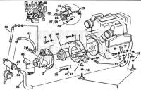 Inboard Mounting Components 7.4GIINCCCE, 7.4GIINCSCE, 7.4GLINCC, 7.4GLINCS, 7.4GSIINCC, 7.4GSIINCS