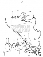 Electric Bilge Pump D16C-D MH