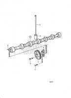 Camshaft TAMD63L-A, TAMD63P-A