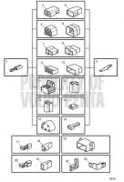 Electrical Materials TAMD71B, TAMD73P-A, TAMD73WJ-A