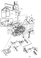 Топливный Насос and Fuel Filter. Classifiable Fuel System TAMD71A