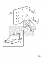 Engine Mounts for Reverse Gear IRM220A1/ZF 220A, IRM220PL/ZF 220-EB TAMD63L-A, TAMD63P-A