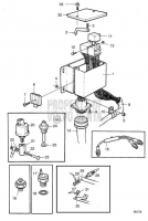 Electrical System MD2040-C, MD2040-D