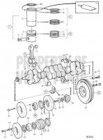 Crank Mechanism: B TAMD163P-A