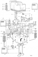 Головка Блока Цилиндров: B TAMD163A-A, TAMD163P-A