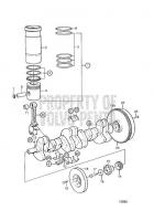 Crank Mechanism TAMD63L-A, TAMD63P-A