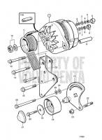 Alternator: A TAMD73P-A