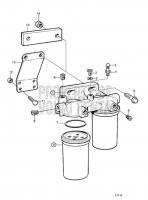 Fuel Filter: B TAMD71A, TAMD72A