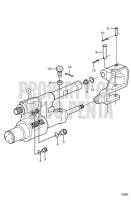 Power Steering Cylinder V6-240-CE-G, V6-280-CE-G