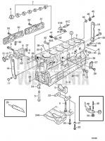 Cylinder Block TAMD163P-A