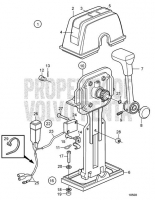 Control for top Installation, PC840: 853169 TAMD71B, TAMD73P-A, TAMD73WJ-A
