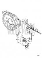 stop solenoid D65A-MT AUX, D65A-MS AUX