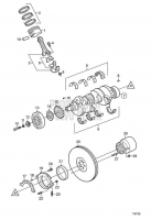 Crankshaft and Related Parts 4.3GXi-A