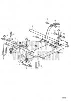 Universal Bracket for S-drive D2-75, D2-75B, D2-75C, D2-60F, D2-75F