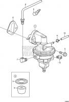 Fuel Pump 3.0GSPBYCCE, 3.0GSPEFS